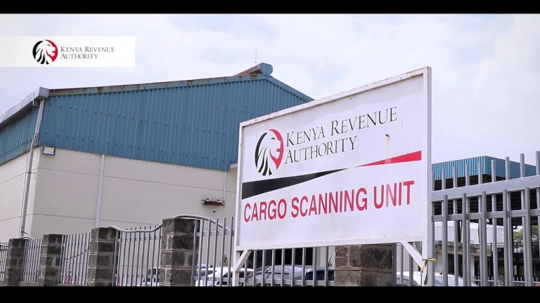 Cargo scanners help KRA net Ksh1.2 billion since January